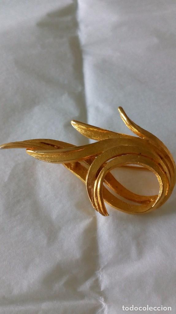 Joyeria: Broche dorado - Foto 4 - 99399731