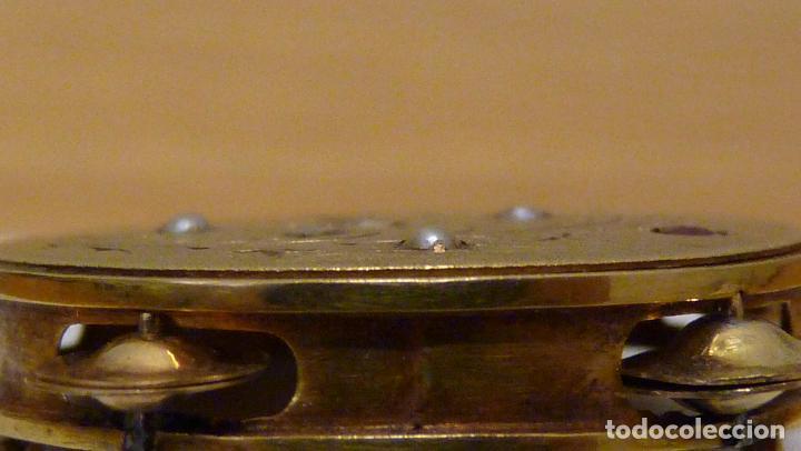 Joyeria: ANTIGUO BROCHE CON DIAMANTES Y PERLAS EN ORO DE 750MM. ca. 1900 - Foto 6 - 81579340