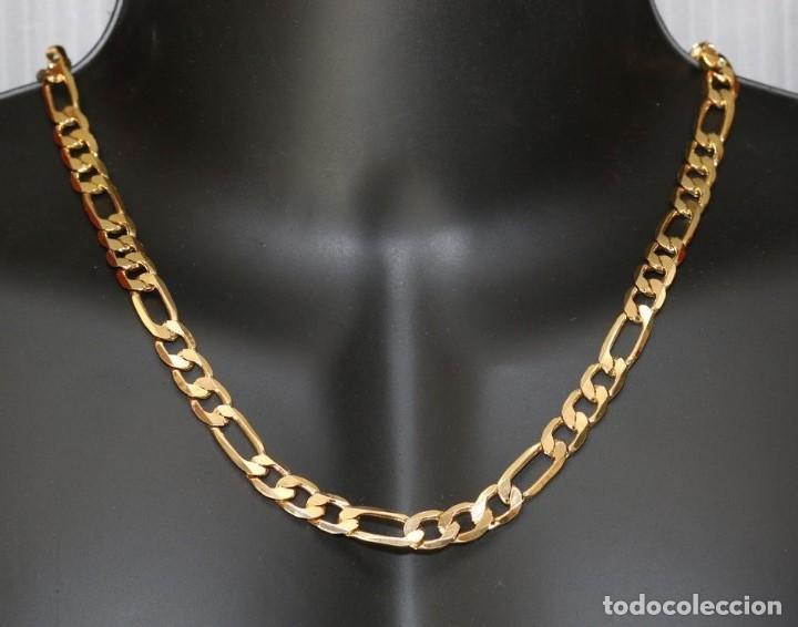 Peso de un cadena de oro