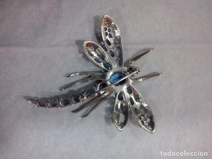 Joyeria: Broche libélula aguas marinas - Foto 2 - 100765215