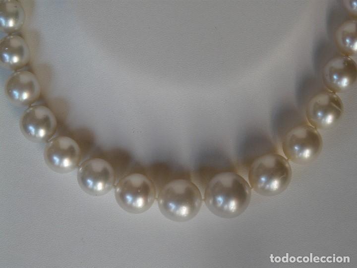 48d1a38deb6c collar de perlas australianas - Comprar Collares Antiguos en ...