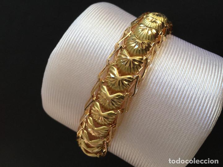Joyeria: Pulsera modelo Princesa de oro de 18Kt. - Foto 2 - 101187451