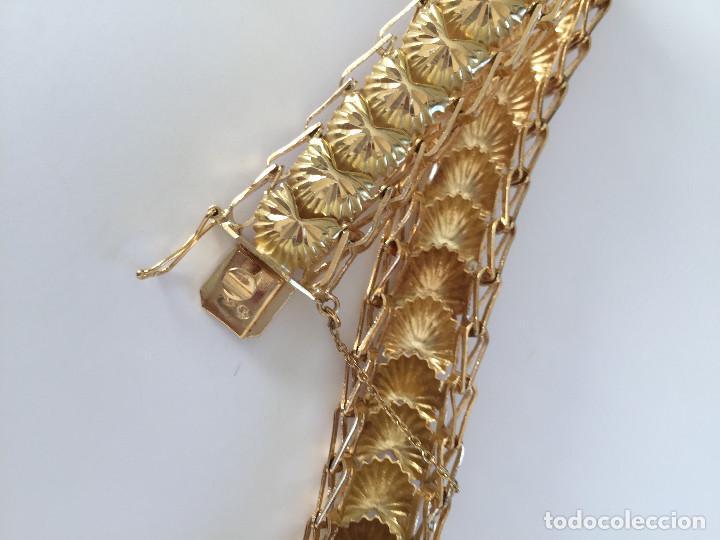 Joyeria: Pulsera modelo Princesa de oro de 18Kt. - Foto 3 - 101187451