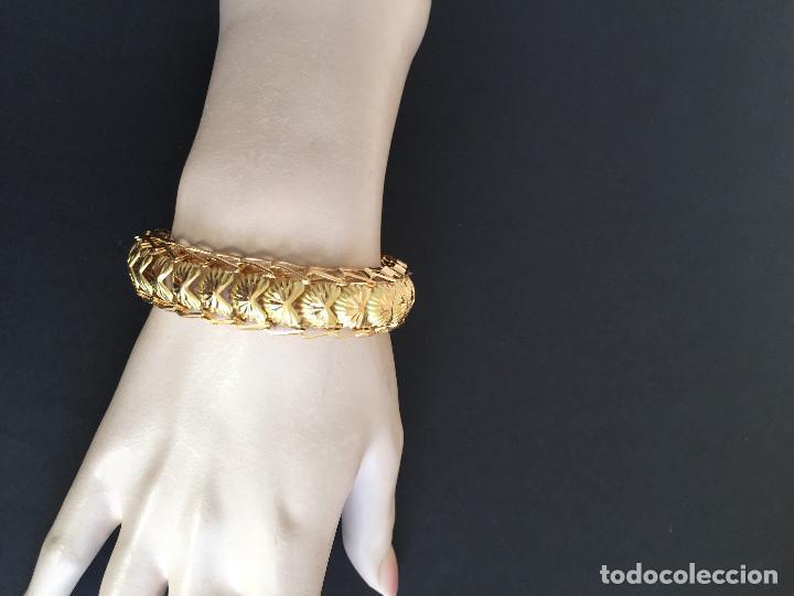 Joyeria: Pulsera modelo Princesa de oro de 18Kt. - Foto 4 - 101187451
