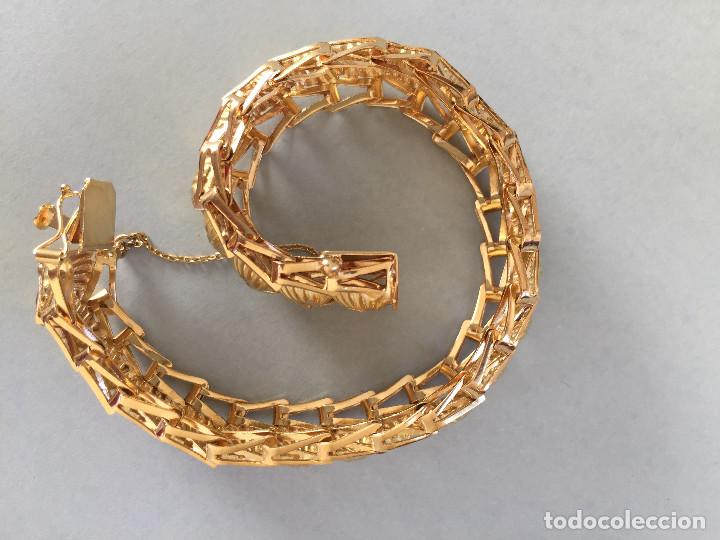 Joyeria: Pulsera modelo Princesa de oro de 18Kt. - Foto 7 - 101187451