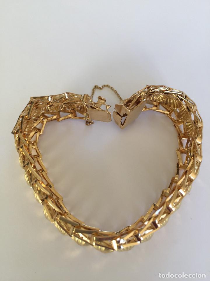 Joyeria: Pulsera modelo Princesa de oro de 18Kt. - Foto 11 - 101187451