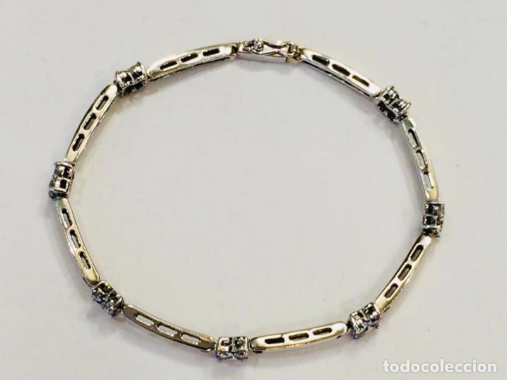 Joyeria: pulsera de oro 750 - Foto 4 - 101550219