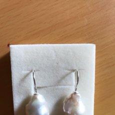 Joyeria - pendientes de plata 925 y perlas australianas - 131489561