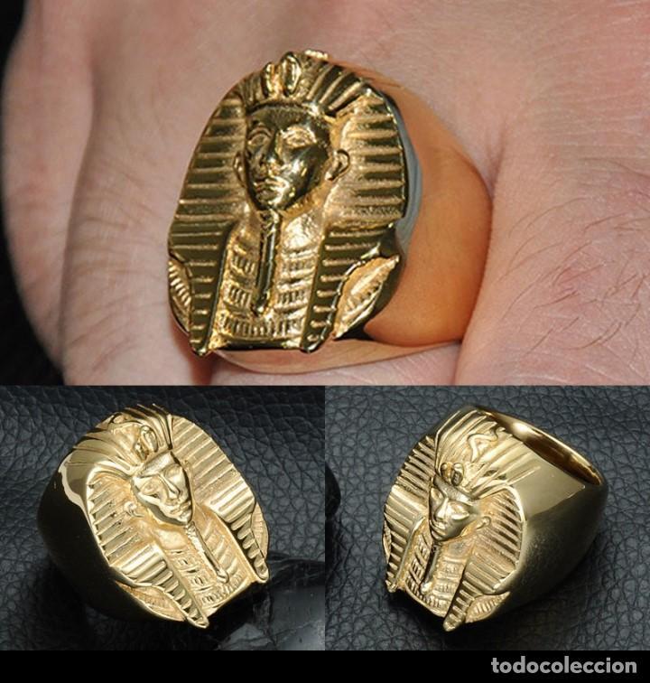 b74ca4cb1385 sortija vintage de oro laminado de 18 kilates p - Comprar Anillos ...