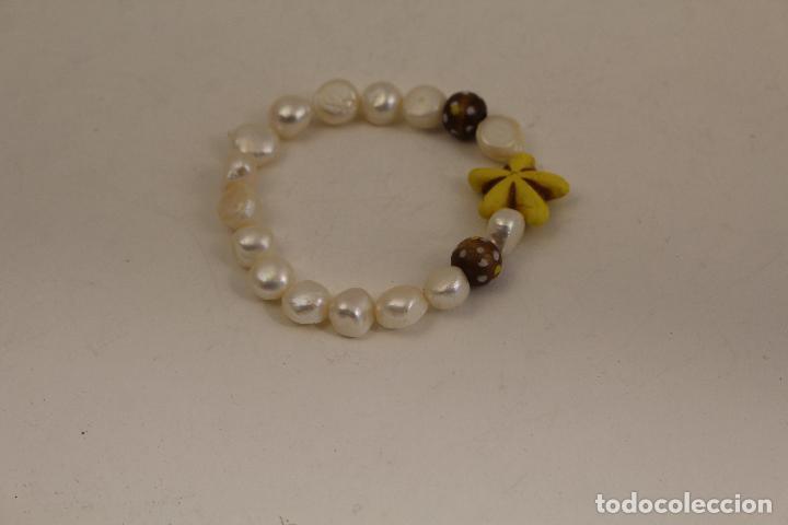 Joyeria: pulsera de perlas cultivadas - Foto 4 - 113880459