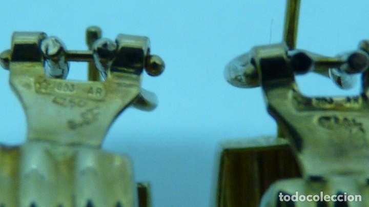 Joyeria: PENDIENTES TODO ORO DE 18 KLTS. (750MM) - Foto 9 - 103585455