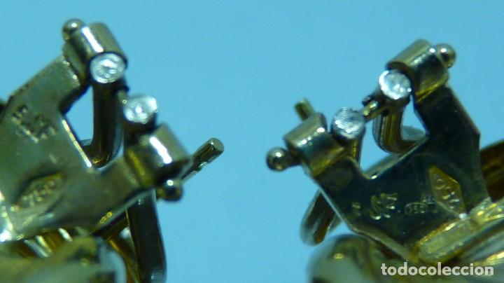 Joyeria: PENDIENTES TODO ORO DE 18 KLTS. (750MM) - Foto 5 - 103586455