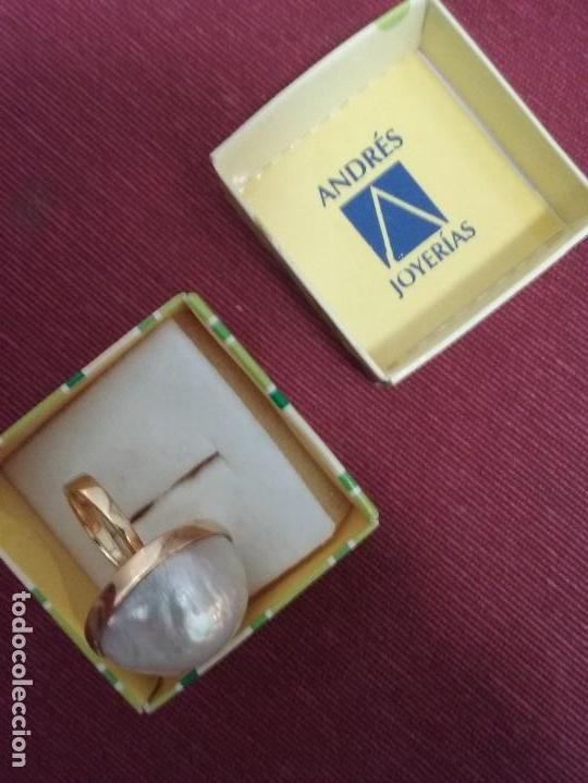 Joyeria: Anillo con perla - Foto 5 - 103742323