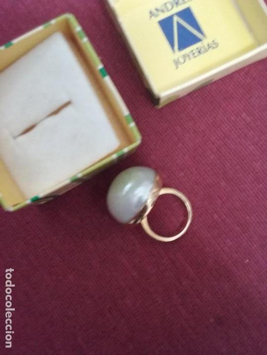 Joyeria: Anillo con perla - Foto 6 - 103742323