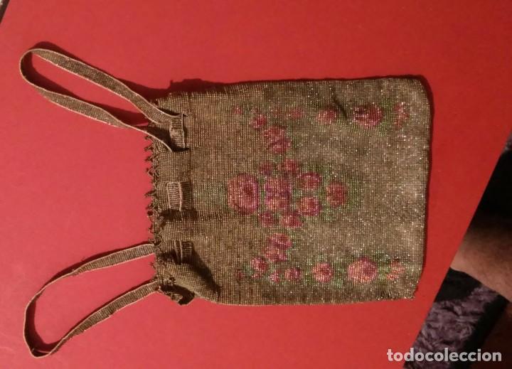 Joyeria: bolso malla art deco - Foto 2 - 103786779