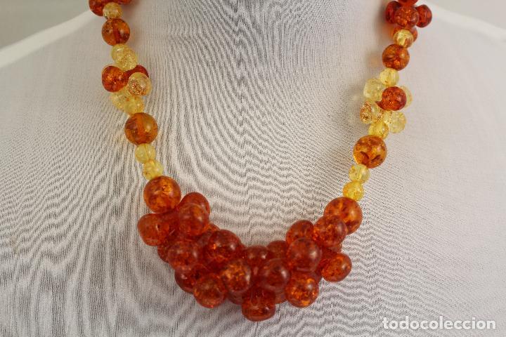 Joyeria: collar con ambar - Foto 5 - 118413446