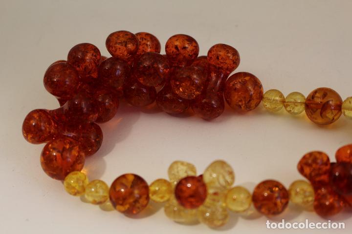 Joyeria: collar con ambar - Foto 7 - 118413446