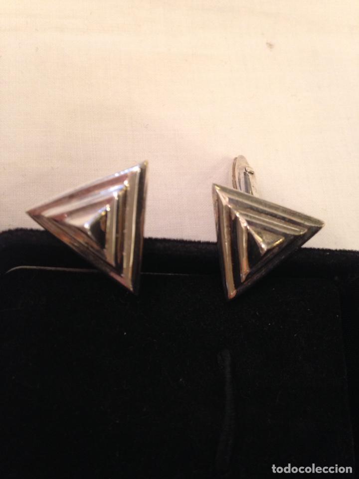 Joyeria: Gemelos de plata de ley de diseño exclusivo colección Ciudades del Mundo - Foto 2 - 104364606