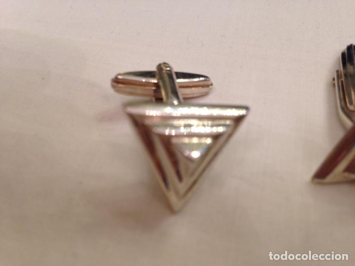 Joyeria: Gemelos de plata de ley de diseño exclusivo colección Ciudades del Mundo - Foto 4 - 104364606