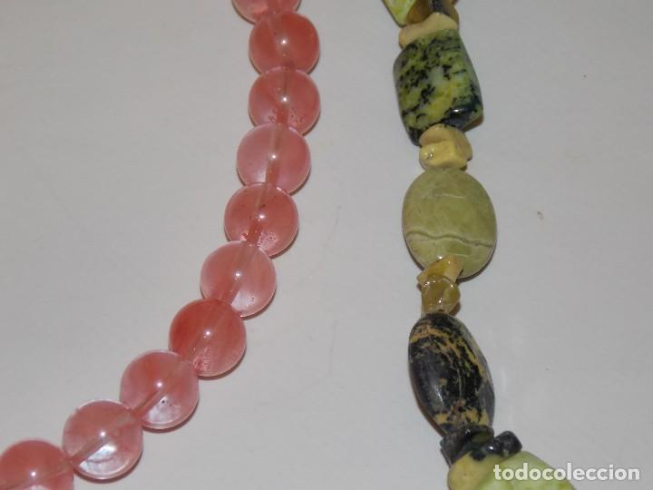 Joyeria: Collar gargantilla de piedras - Foto 3 - 104484807