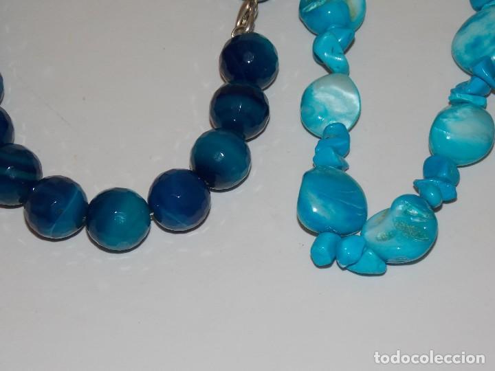 Joyeria: Collar gargantilla de piedras - Foto 2 - 104484831