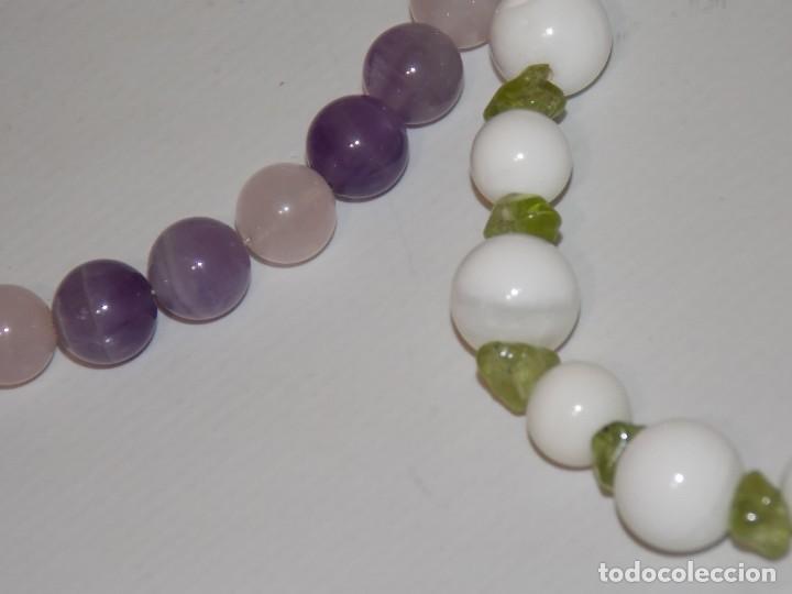 Joyeria: Collar gargantilla de piedras - Foto 3 - 104484831