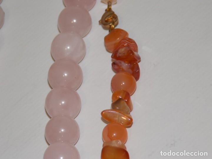 Joyeria: Collar gargantilla de piedras - Foto 3 - 104484843