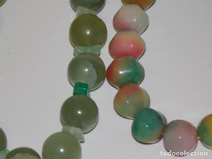 Joyeria: Collar gargantilla de piedras - Foto 2 - 104484879