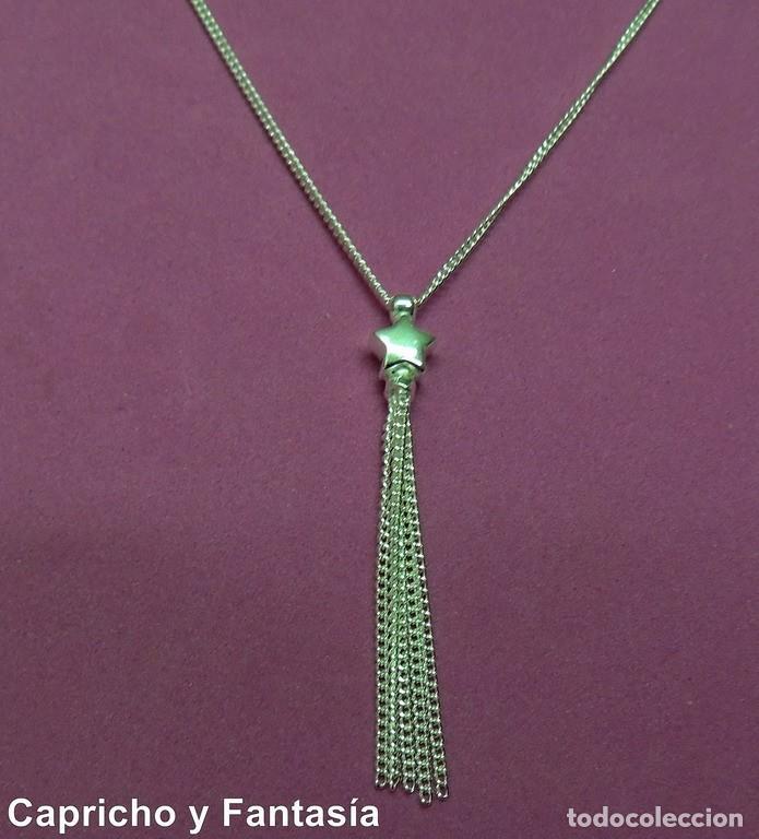 Joyeria: Gargantilla de plata nº M7L195 - Foto 3 - 107972115
