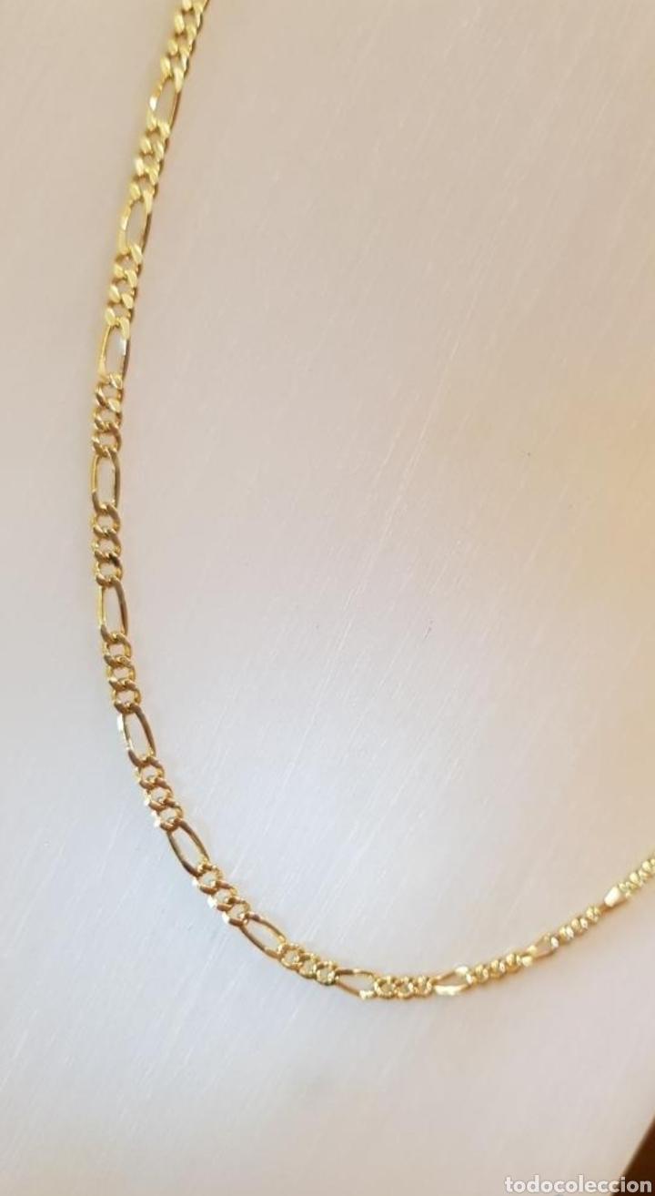 cd86ef35d9b8 Cadena oro tipo cartier – Joyas de plata