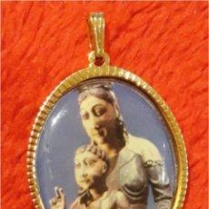 Joyeria: MEDALLA RELIGIOSA VIRGEN DEL CEBREIRO. Lote 109147786