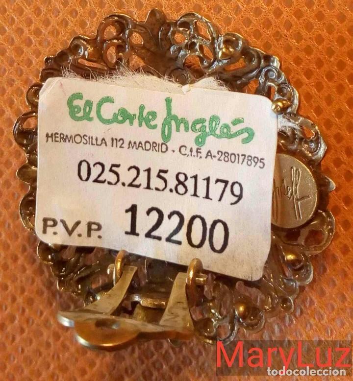 Joyeria: PENDIENTES DE JOSEFF, EL JOYERO DE LAS PELÍCULAS DE CINE DE HOLLYWOOD. Muy raros. (2). - Foto 6 - 109278155