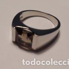 Jewelry - Anillo de plata 925 y cuarzo ahumado - 110065679