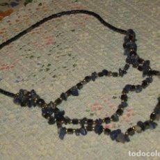 Joyeria: COLLAR TIBETANO DE CHIP AMATISTAS.. Lote 110116051