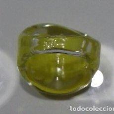 Jewelry - Anillo de Cristal de Murano con Flor amarilla - 110326775