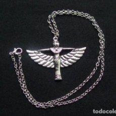 Joyeria: COLGANTE EGIPCIO, PLATA TIBETANA. Lote 110849715