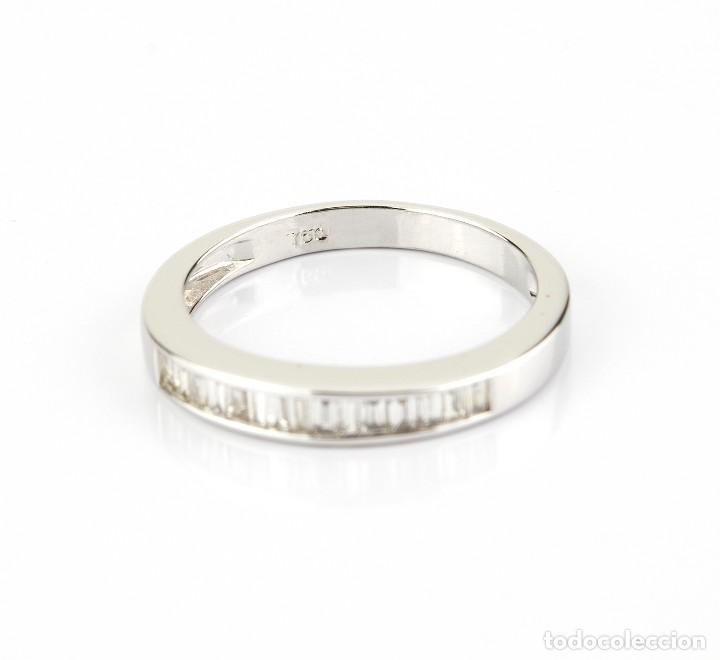 Joyeria: Anillo Diamantes y Oro de Ley 18k - Foto 2 - 111559735