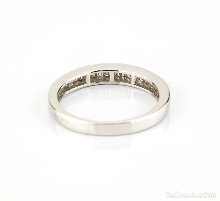 Joyeria: Anillo Diamantes y Oro de Ley 18k - Foto 3 - 111559735