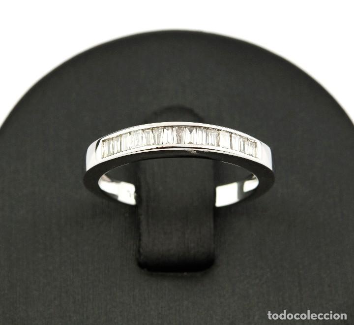 Joyeria: Anillo Diamantes y Oro de Ley 18k - Foto 4 - 111559735