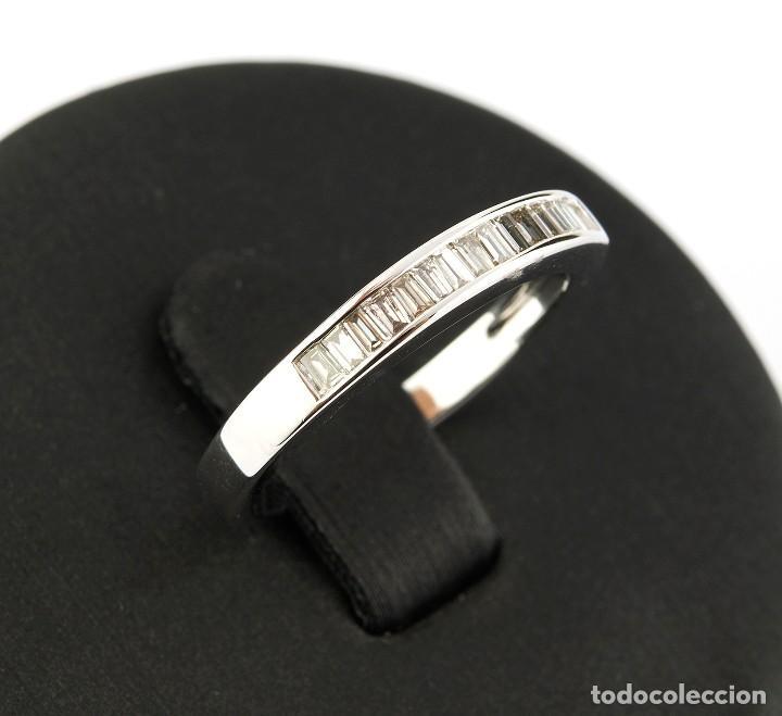 Joyeria: Anillo Diamantes y Oro de Ley 18k - Foto 5 - 111559735