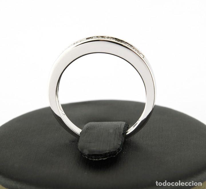 Joyeria: Anillo Diamantes y Oro de Ley 18k - Foto 7 - 111559735