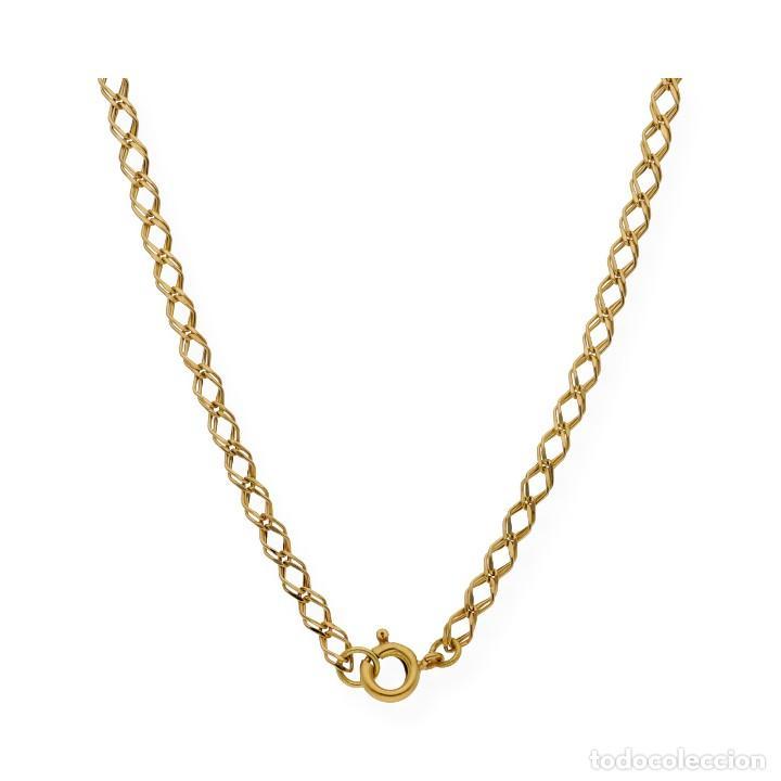 Joyeria: Collar Topacio Azul y Oro de Ley 18k - Foto 5 - 113152107