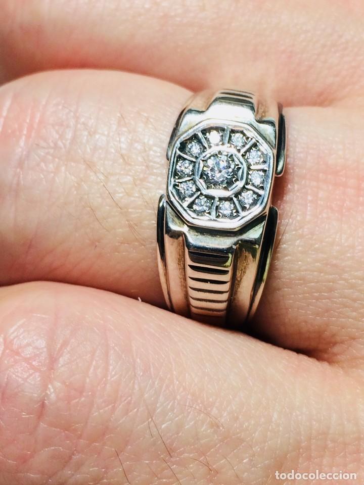 Joyeria: anillo de plata 925 - Foto 2 - 114078783