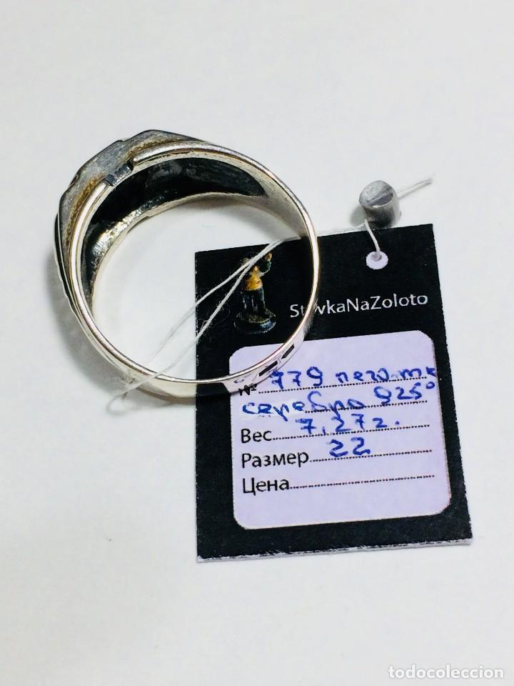 Joyeria: anillo de plata 925 - Foto 3 - 114078783
