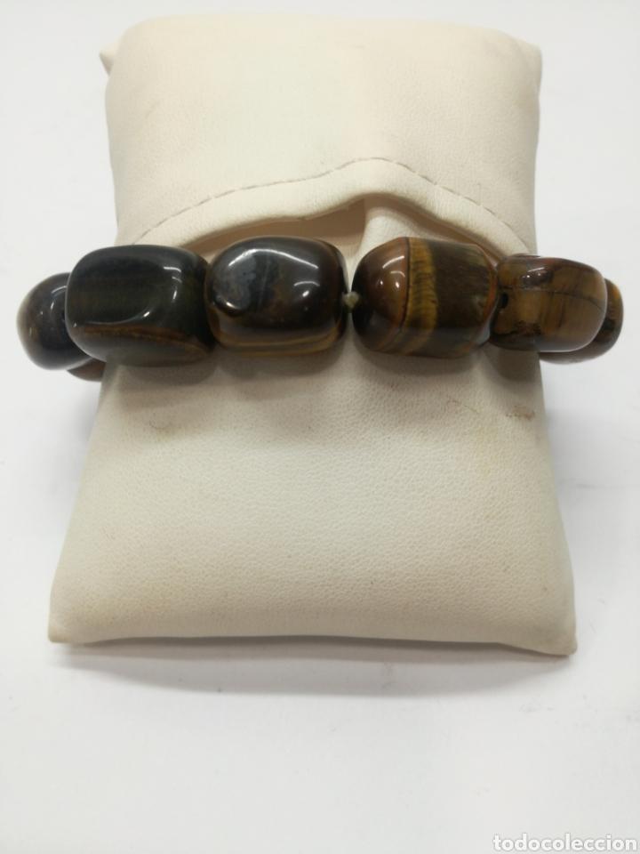 Joyeria: Bonita pulsera de OJO de TIGRE - Foto 3 - 114370402