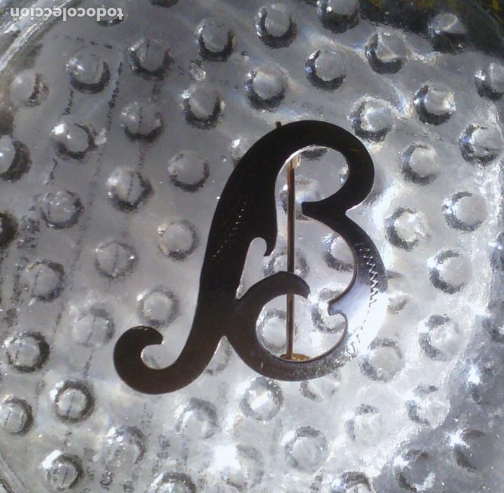 Joyeria: Broche letra B en 800 plata - Foto 2 - 114522399