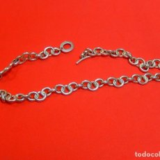Joyeria: CADENA DE PLATA DE 925. LINKS LONDON.. Lote 115308027