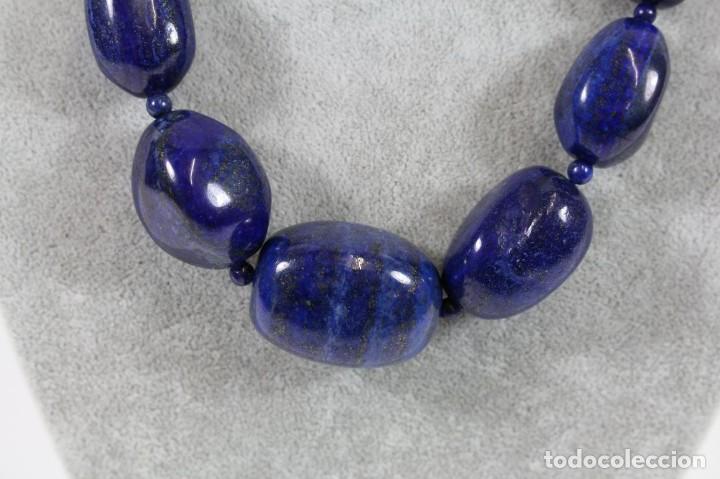 Joyeria: Collar lapislázuli - Foto 2 - 116677723