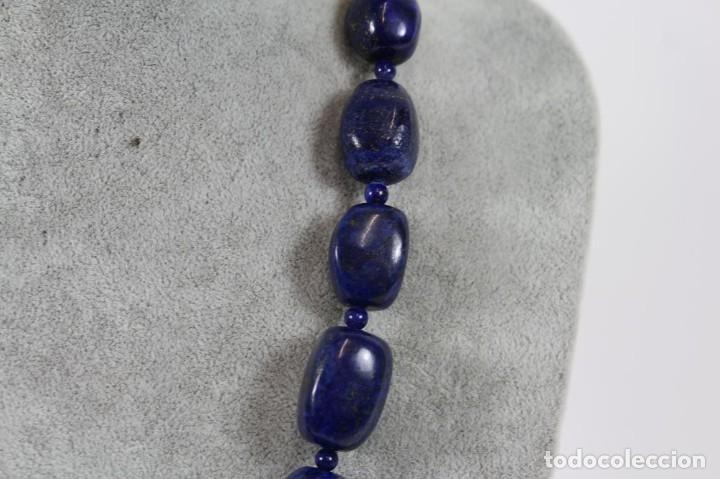 Joyeria: Collar lapislázuli - Foto 4 - 116677723