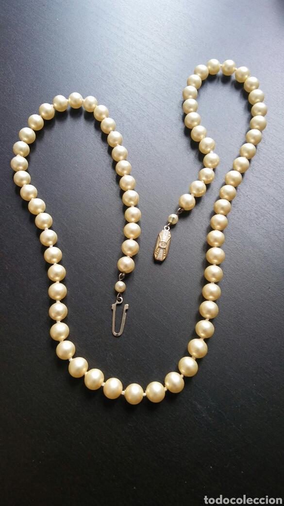 Joyeria: Collar perlas vintage - Foto 2 - 116756248